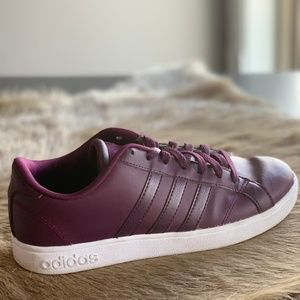 Adidas Women's Plum Leather Sneaker